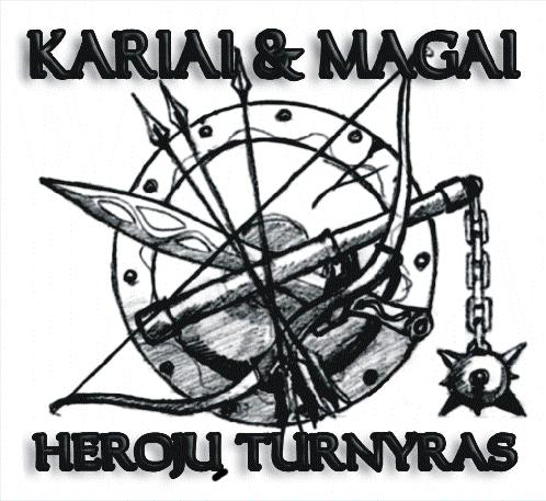 Heroju turnyro logotipas