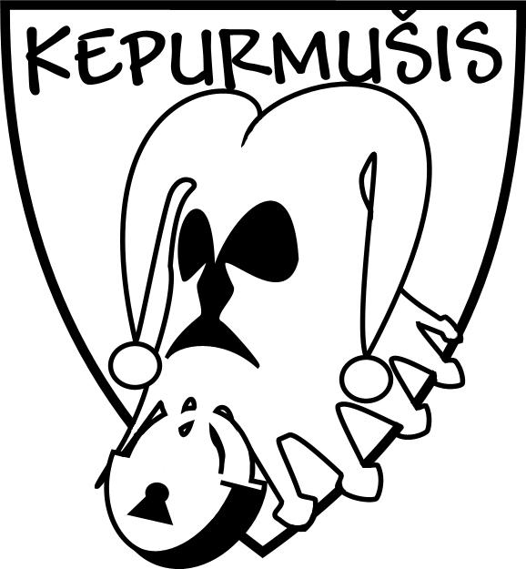 Kepurmusio logotipas